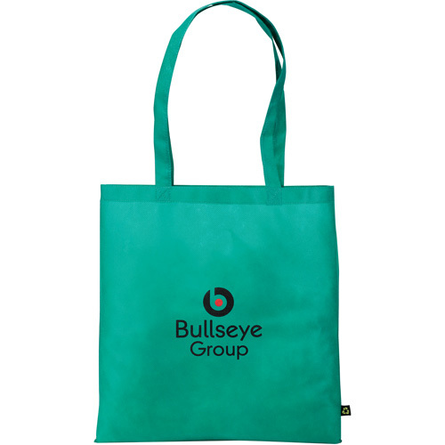 Teal PolyPro Convention Tote, available at MarkIt Merchandise.