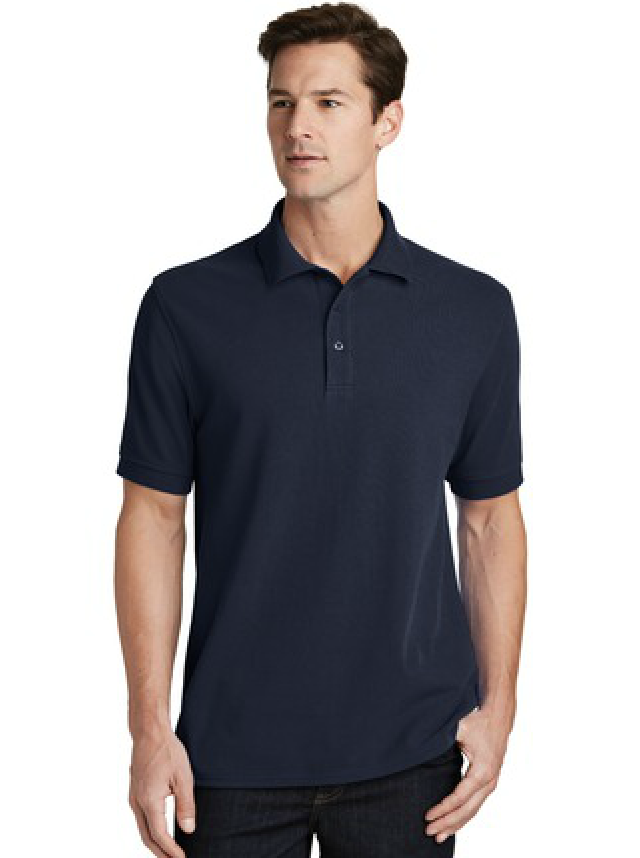 Ring Spun Polo, available in many colors. Call MarkIt Merchandise for a quote!