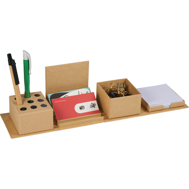 <b>5-in-1 Desk Organizer</b>