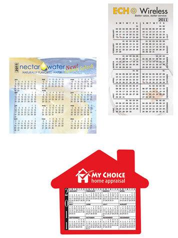<b>Calendar & Schedule Magnets</b>