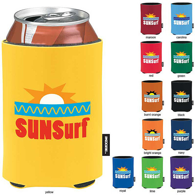 <b>Deluxe Collapsible Koozie Can Kooler</b>