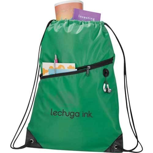 <b>The Robin Drawstring Backpack</b>
