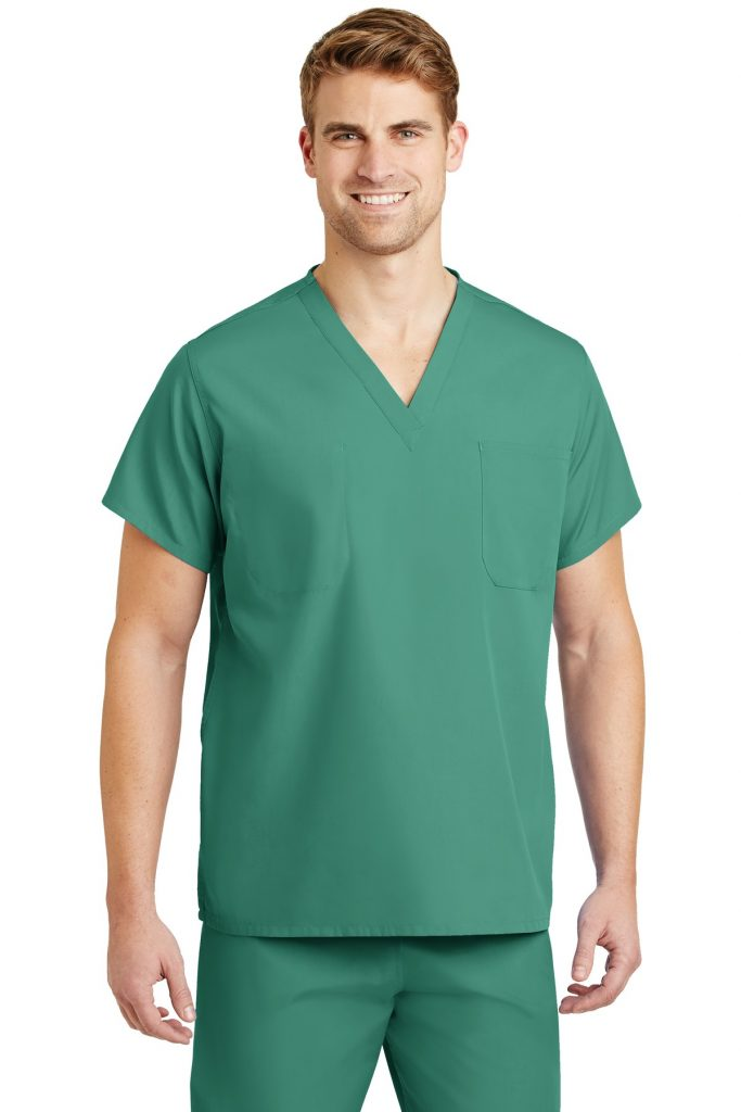 <b>CornerStone Reversible V-Neck Scrub Top</b>