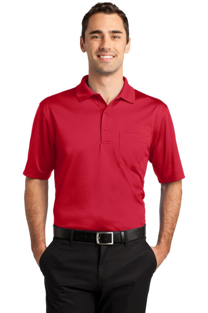 <b>CornerStone Select Snag-Proof Pocket Polo</b>