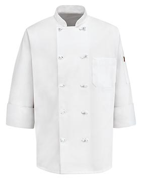 <b>Red Kap Executive Chef Coat</b>