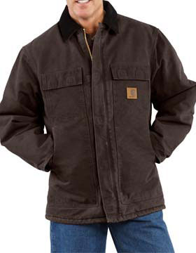 <b>Carhartt Sandstone Traditional Coat</b>