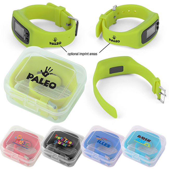 <b>Pedometer Activity Watch</b>