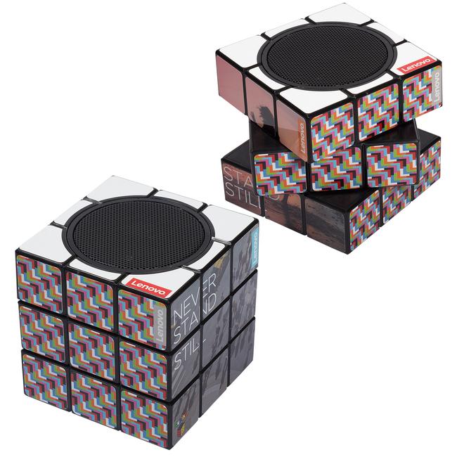 <b>Rubik's Bluetooth Speaker</b>