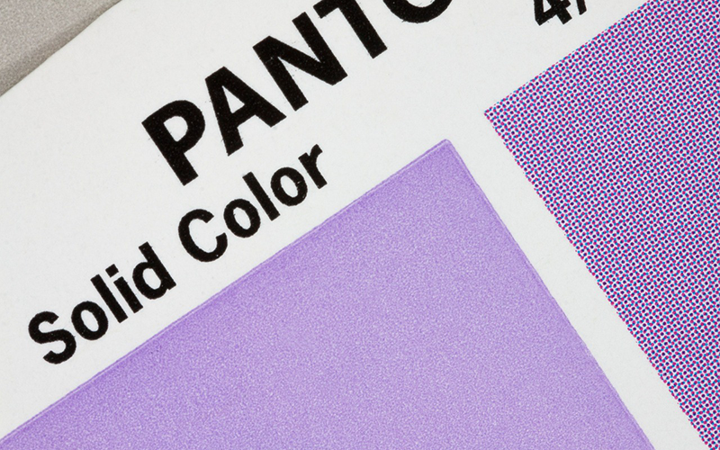 CMYK Color Printing vs PMS Color System featured in MarkIt Merchandise's screen print and embroidery blog.