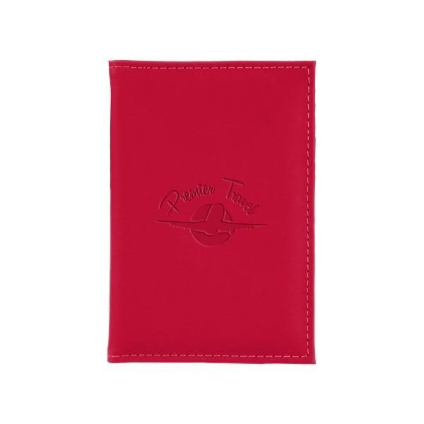 <b>Soft-Touch Passport Case</b>