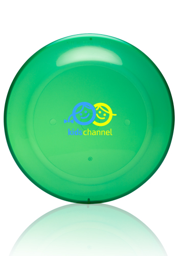 <b>Translucent Color Flying Disc</b>