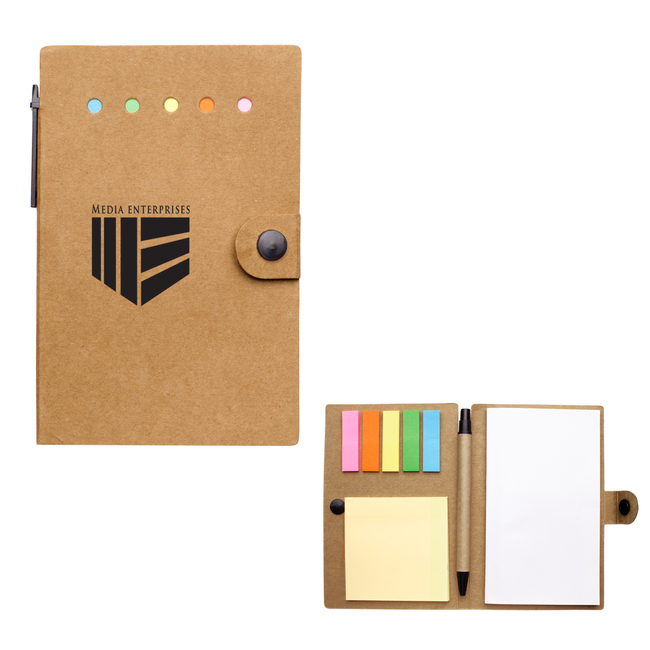 <b>Notebook With Desk Essentials</b>