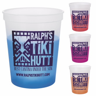 <b>Color Changing Stadium Cup</b>
