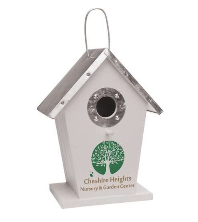 <b>Wood Birdhouse</b>