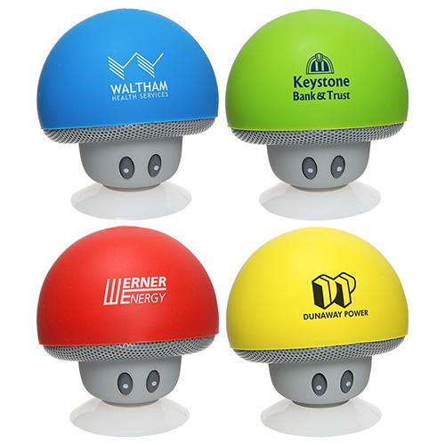<b>Upbeat Mini Mushroom Wireless Speaker</b>