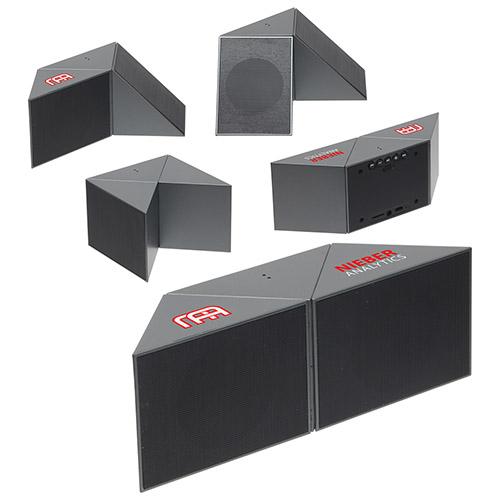 <b>Nexus Swivel Wireless Speaker</b>