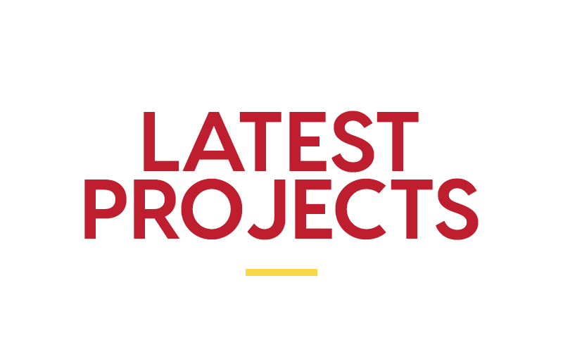 Latest Projects banner from MarkIt Merchandise's blog.