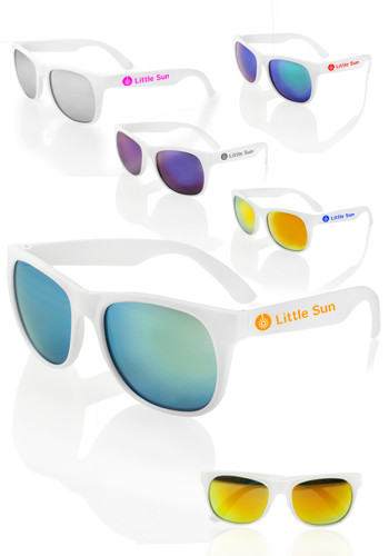 Nova Reflector Mirrored Sunglasses
