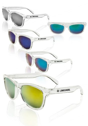 Solaris Mirrored Sunglasses