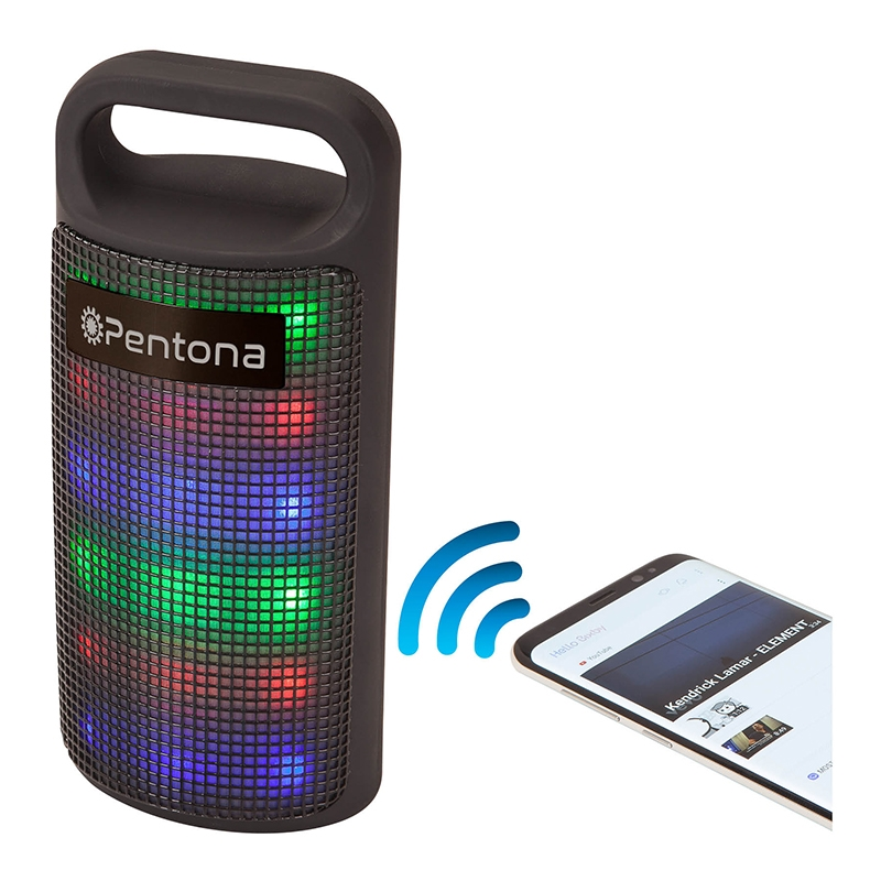 Wireless Light-Up Speaker