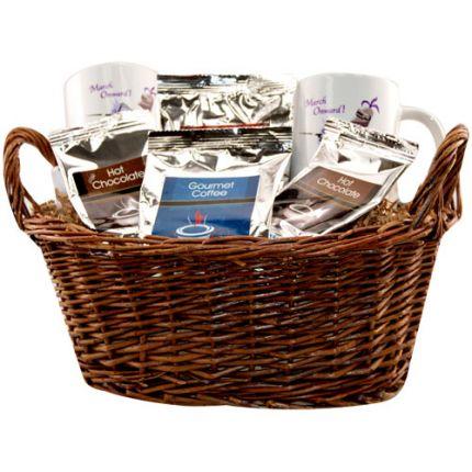 Full Color Mug Deluxe Gift Basket
