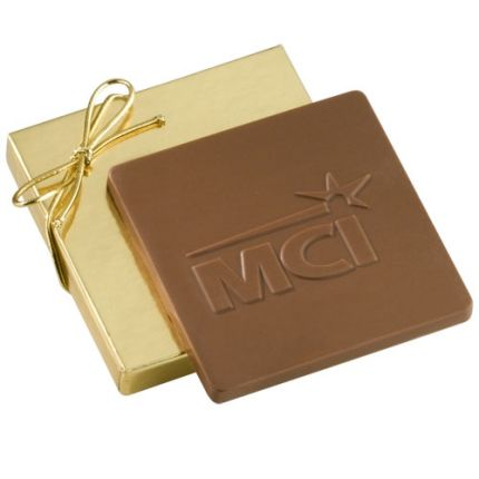 Custom Chocolate in Gift Box
