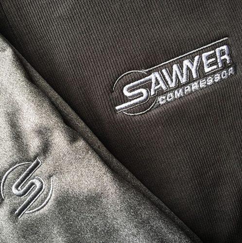 Sawyer Compressor Embroidery