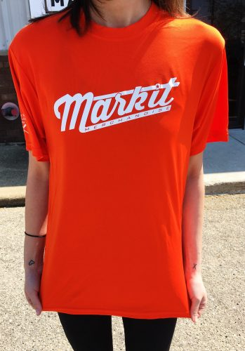 Thornapple Valley Baseball League with MarkIt Merchandise's logo