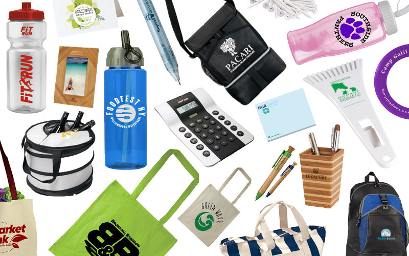 Eco-Friendly Promotional Products Banner